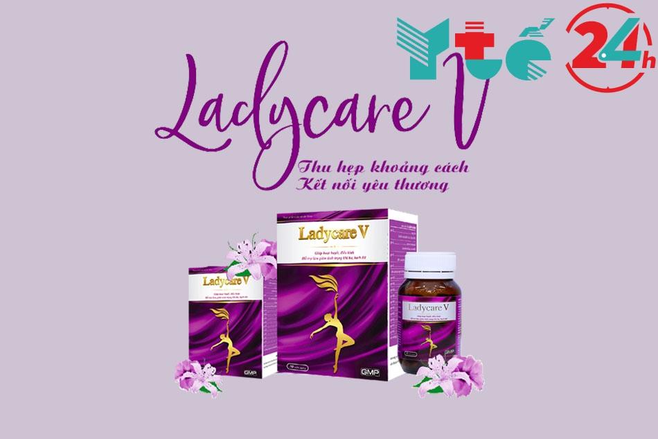 Viên uống Ladycare V