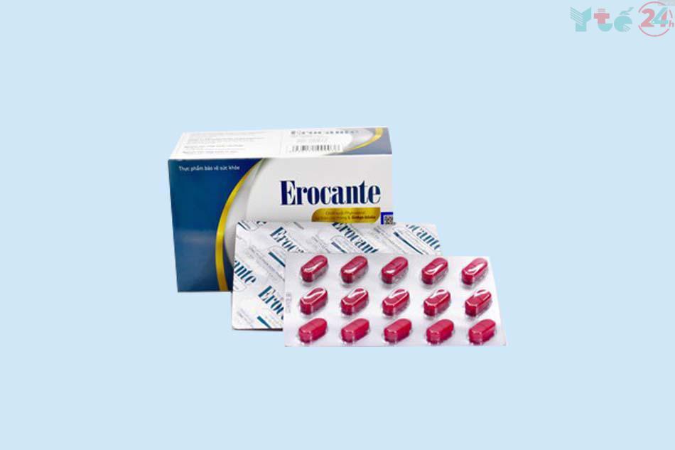 Đối tượng sử dụng Erocante