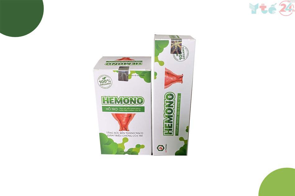 Giá bán của Hemono Gel