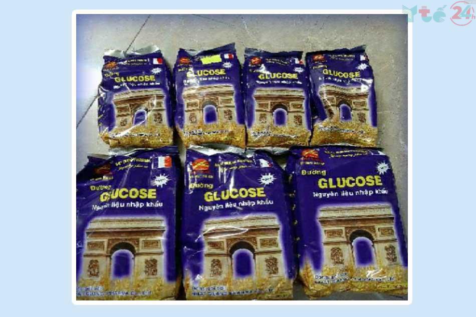 Mua đường Glucose Nhật Quang giá bao nhiêu