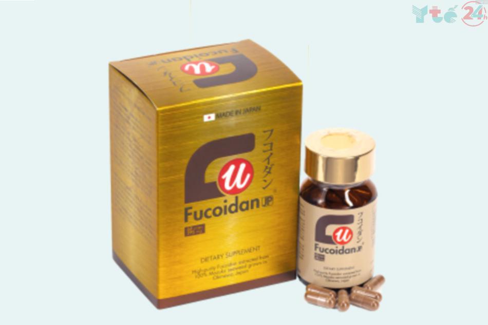Fucoidan Nhật Bản là thuốc có tác dụng hỗ trợ ung thư, tăng cường sức đề kháng cho cơ thể, hỗ trợ miễn dịch