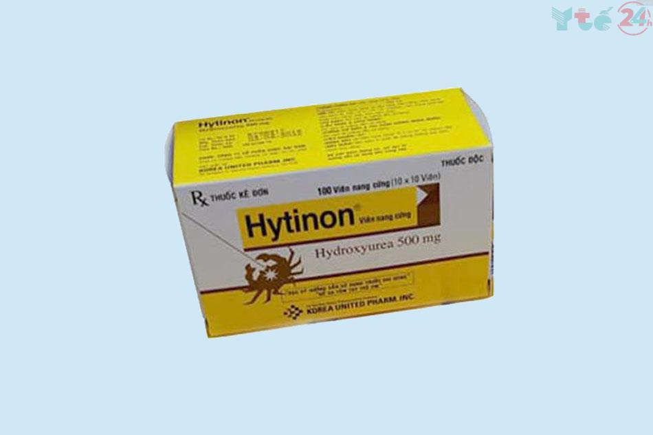 Công dụng của thuốc Hytinon