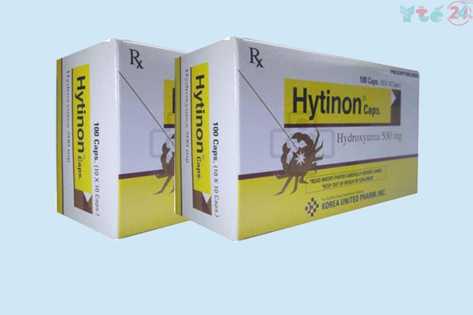 Hytinon 500mg giá bao nhiêu?