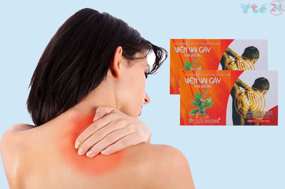 Công dụng của viên đau vai gáy Thái Dương