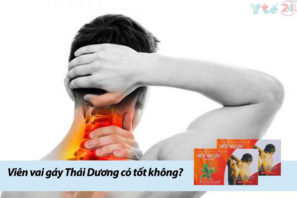 Viên vai gáy Thái Dương có tốt không?
