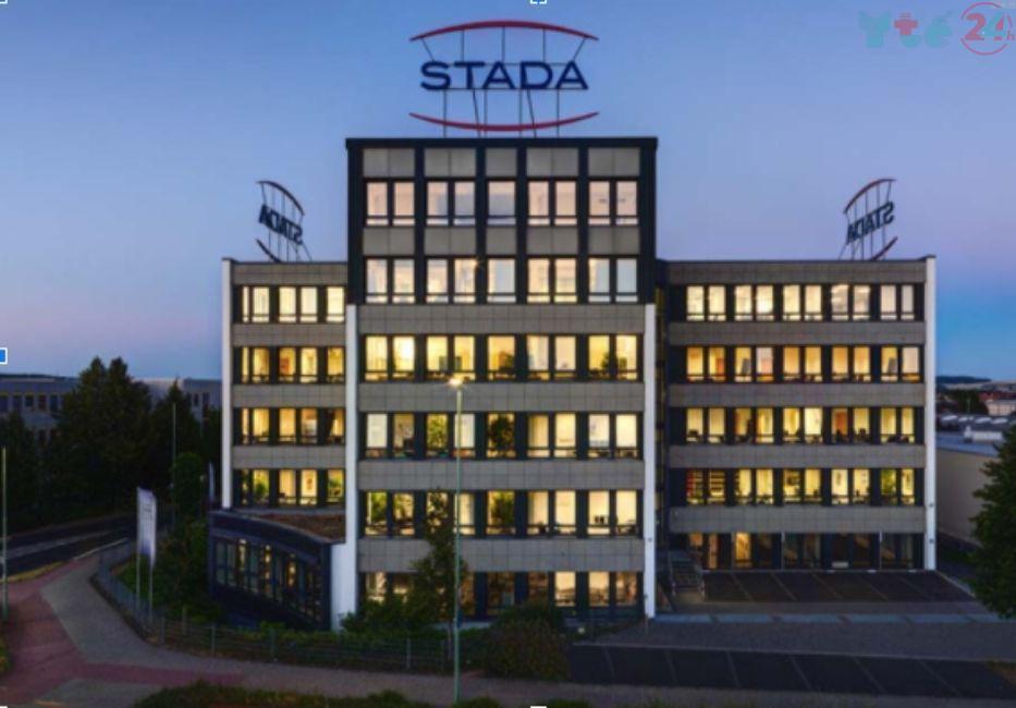 Trụ sở chính của STADA tại Đức