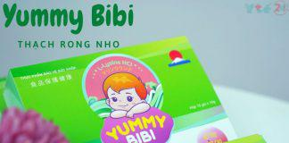 Thạch rong nho Yummy Bibi