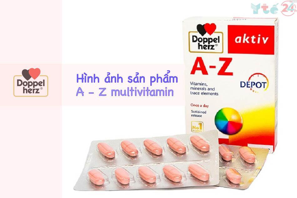 Hình ảnh sản phẩm A - Z multivitamin