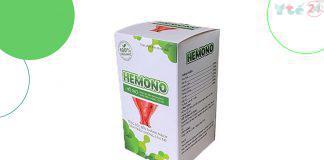 Hình ảnh viên uống Hemono