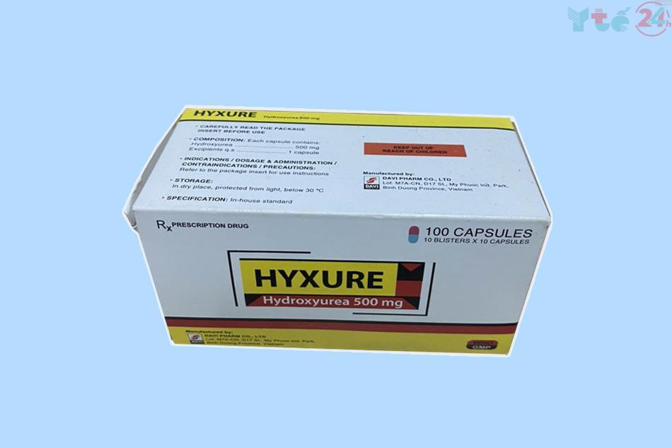 Hyxure là thuốc gì?