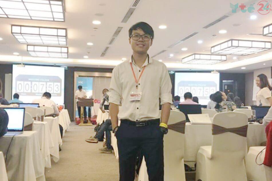 Dược sĩ Lưu Anh